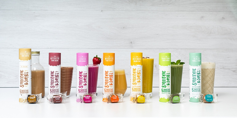 The Smoothie Bombs