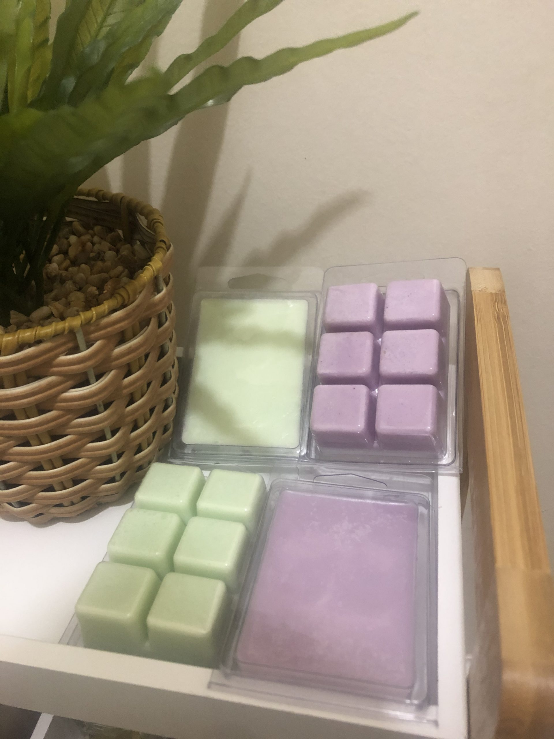 Soy candles and wax melts