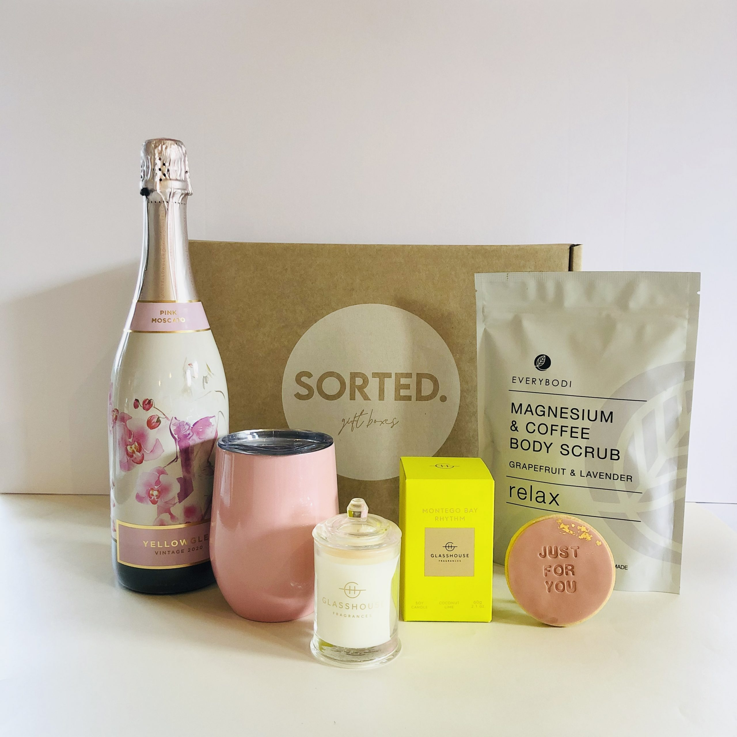 Sorted Gift Boxes